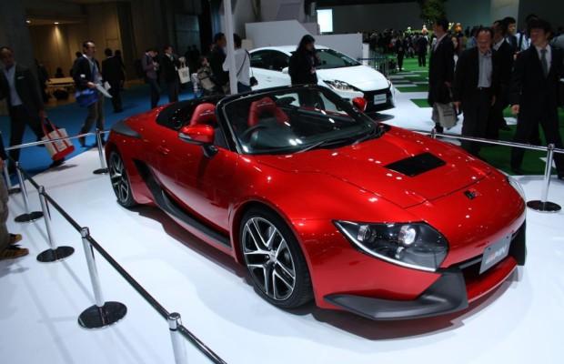 Tokyo Motor Show - Zurück zur Sportlichkeit