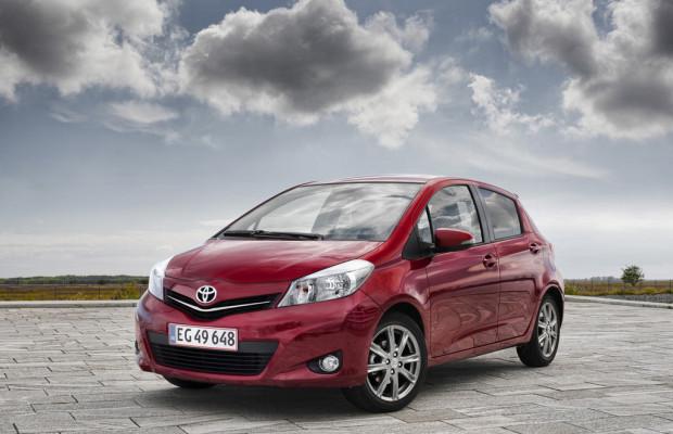 Toyota Yaris ab 5 Euro am Tag fahren