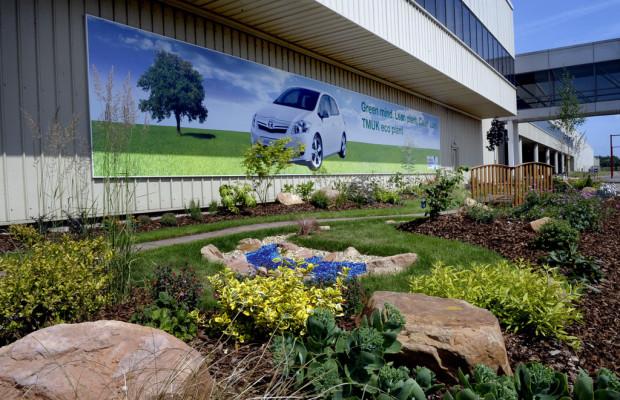 Toyota ist das umweltfreundlichste Fertigungsunternehmen