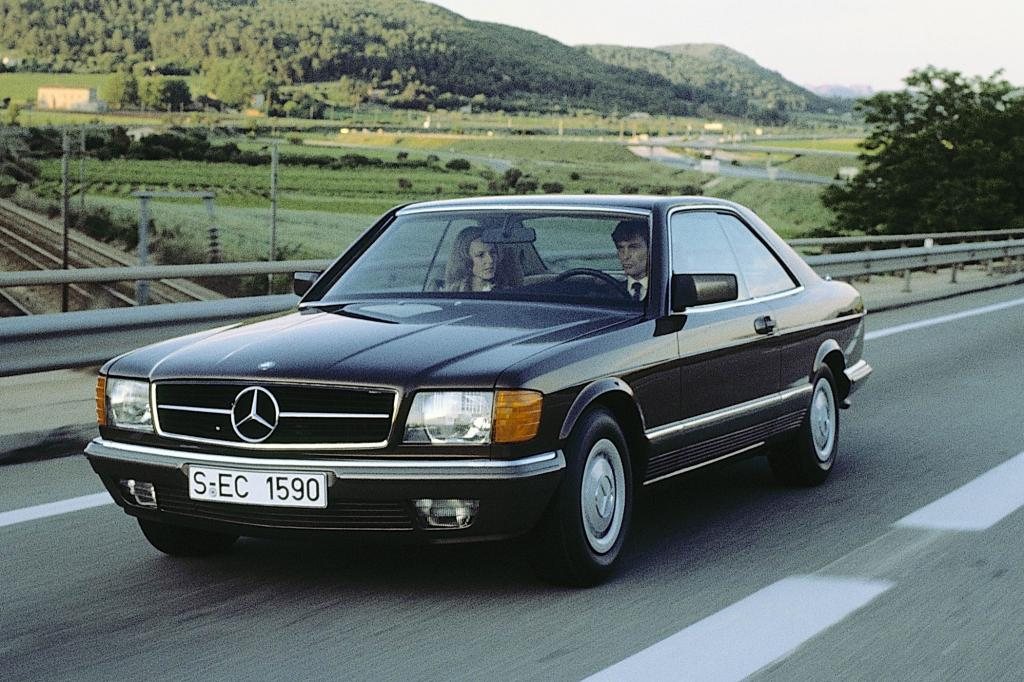 Tradition: 30 Jahre Mercedes-Benz SEC (C 126) - Saccos Sonderklasse