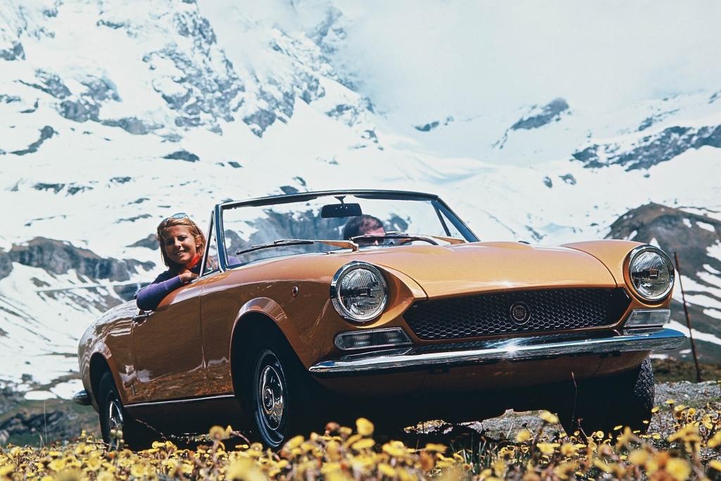 Tradition: 45 Jahre Fiat 124 - Kosmopolitischer Weltbürger