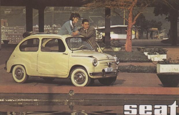 Tradition: 55 Jahre Seat Kleinwagen - Mit Bällchen und Bocanegra in die Unabhängigkeit