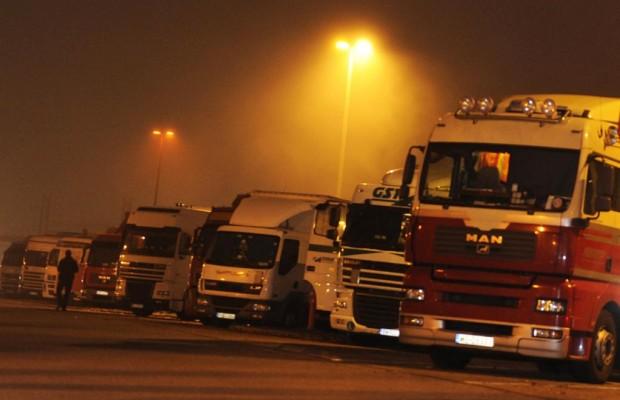Transportgewerbe warnt vor drohenden leeren Regalen