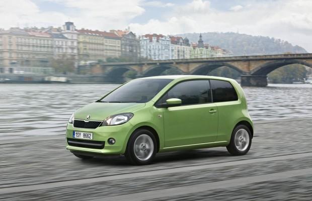 Up, der Zweite: Škoda setzt mit dem Citigo eigene Akzente