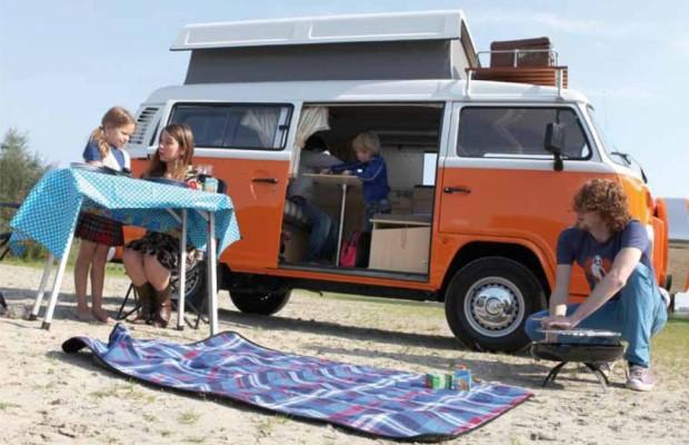VW Bus T2 - Ein Neuer für Nostalgiker