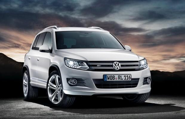 VW Tiguan R-Line - Ein wenig mehr SUV