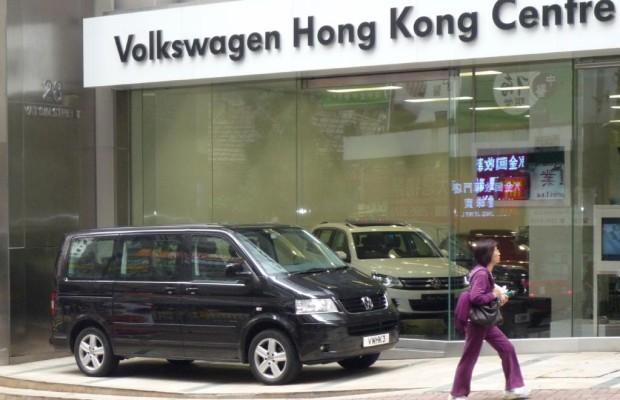 VW bringt Multivan nach China zurück