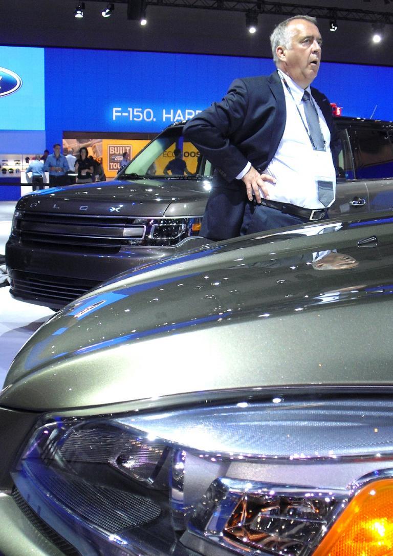Verantwortlich für die Kompaktmodelle: Gunnar Herrmann von Ford Europa.