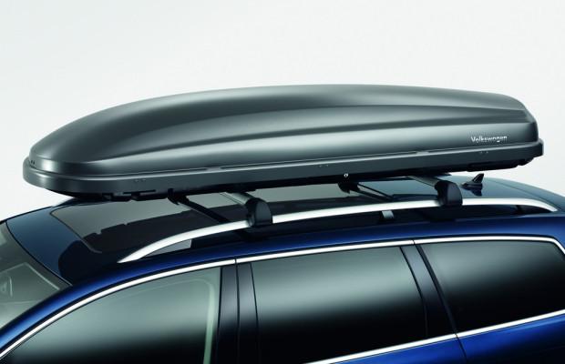 Volkswagen bietet Zubehör für den Passat Variant