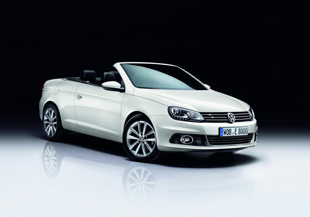 Volkswagen bringt Eos-Sondermodell