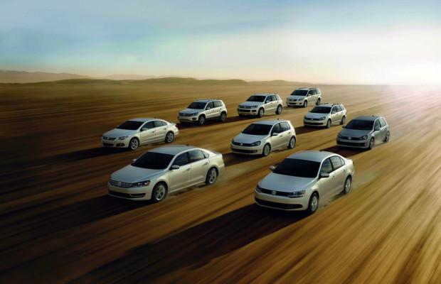 Volkswagen erhält die meisten IIHS-Auszeichnungen zur Fahrzeugsicherheit