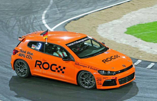 Volkswagen wieder beim Race of Champions dabei