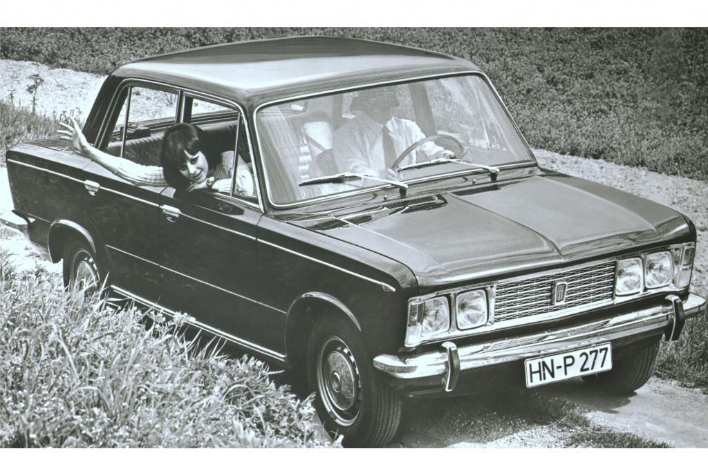 Von den dynamischen Limousinen und Kombis produzierte Fiat während der achtjährigen Produktionszeit rund zwei Millionen Einheite
