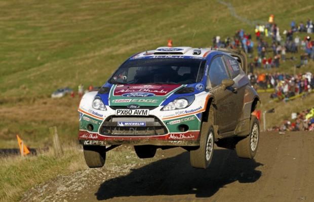 WRC 2011: Dreifach-Sieg für Ford beim Finale