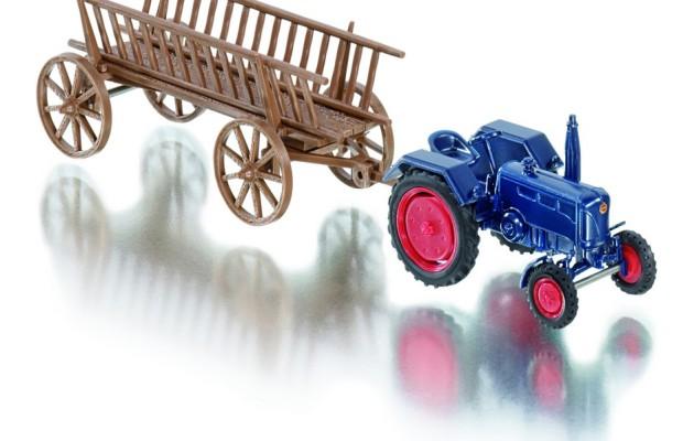 Wiking bringt zwei Sondermodelle zur Agritechnica 2011