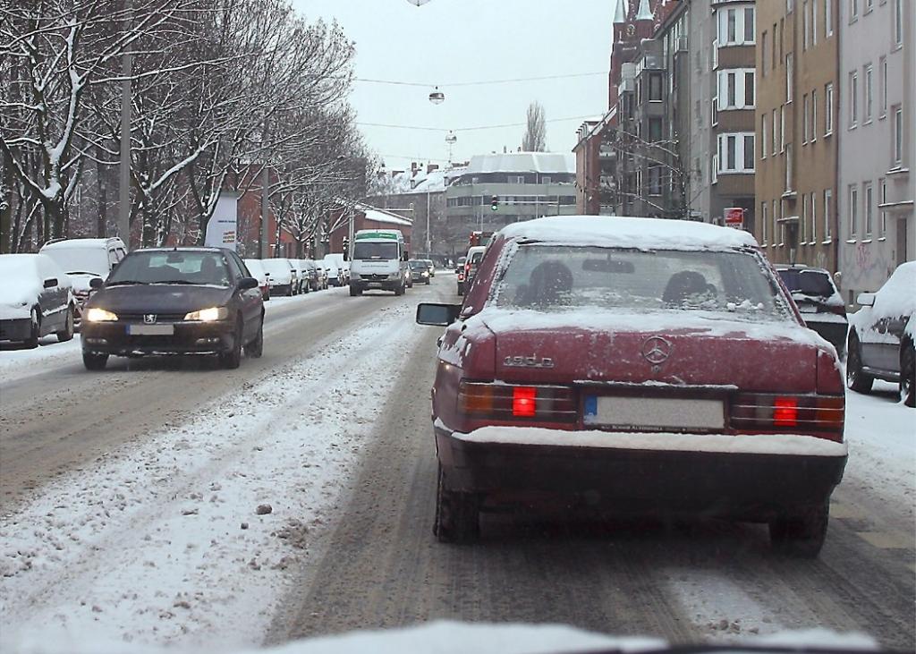 Winterreifenpflicht in Europa: Empfehlungen, Vorschriften, regionale Besonderheiten