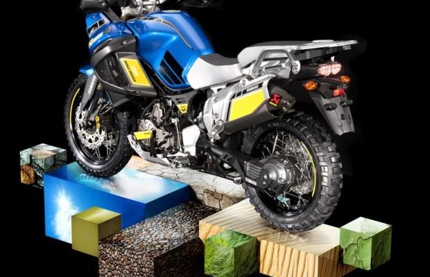 Yamaha stellt Super Ténéré Worldcrosser vor