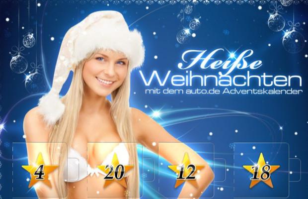 auto.de-Adventskalender 2011: Super Preise im Weihnachtsgewinnspiel