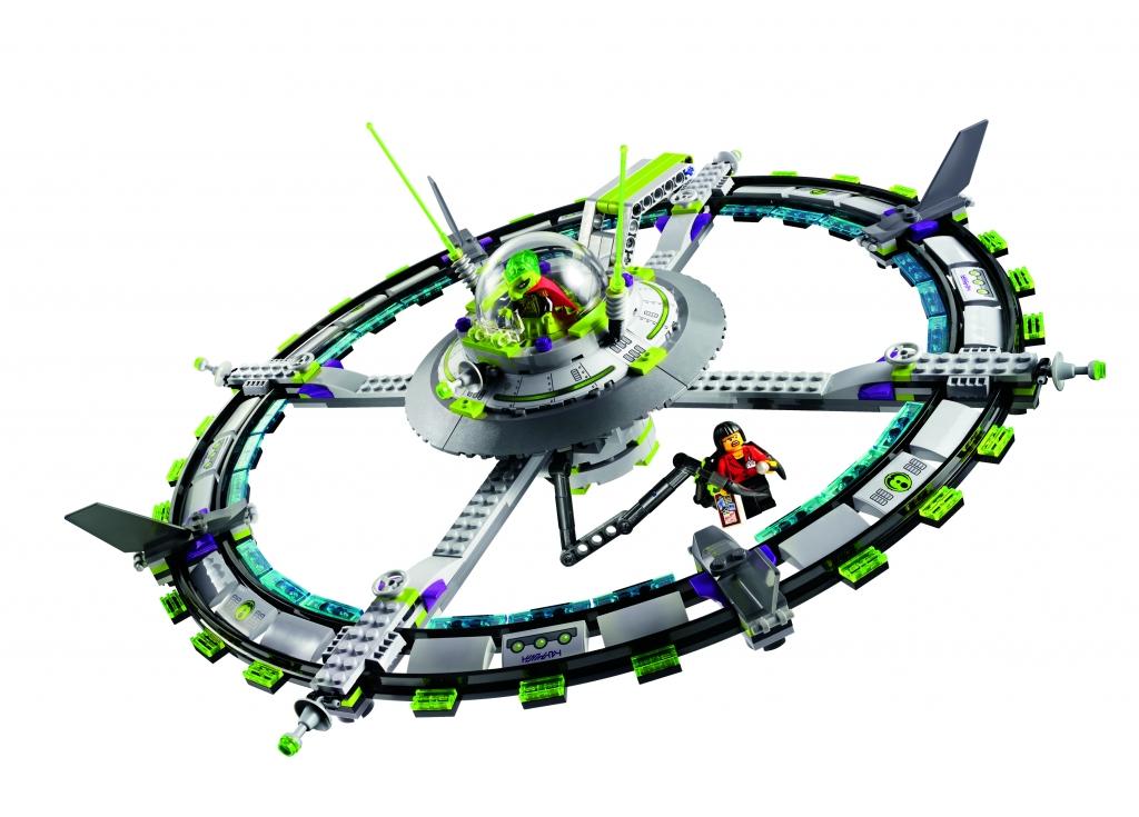 auto.de-Weihnachts-Gewinnspiel: Lego Ufo und Abwehrfahrzeug