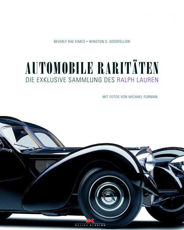 auto.de-Weihnachtsgewinnspiel: Automobile Raritäten - Die exklusive Sammlung des Ralph Lauren