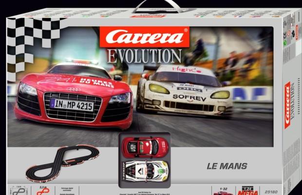 auto.de-Weihnachtsgewinnspiel: Carrera Evolution Le Mans