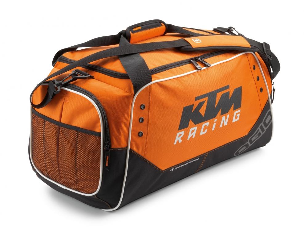 auto.de-Weihnachtsgewinnspiel: KTM Mehrzweck-Sporttasche Contender Duffle Bag