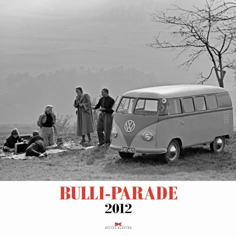 auto.de-Weihnachtsgewinnspiel: Klassische Automobile, VW Bulli und VW Käfer – Kalender 2012