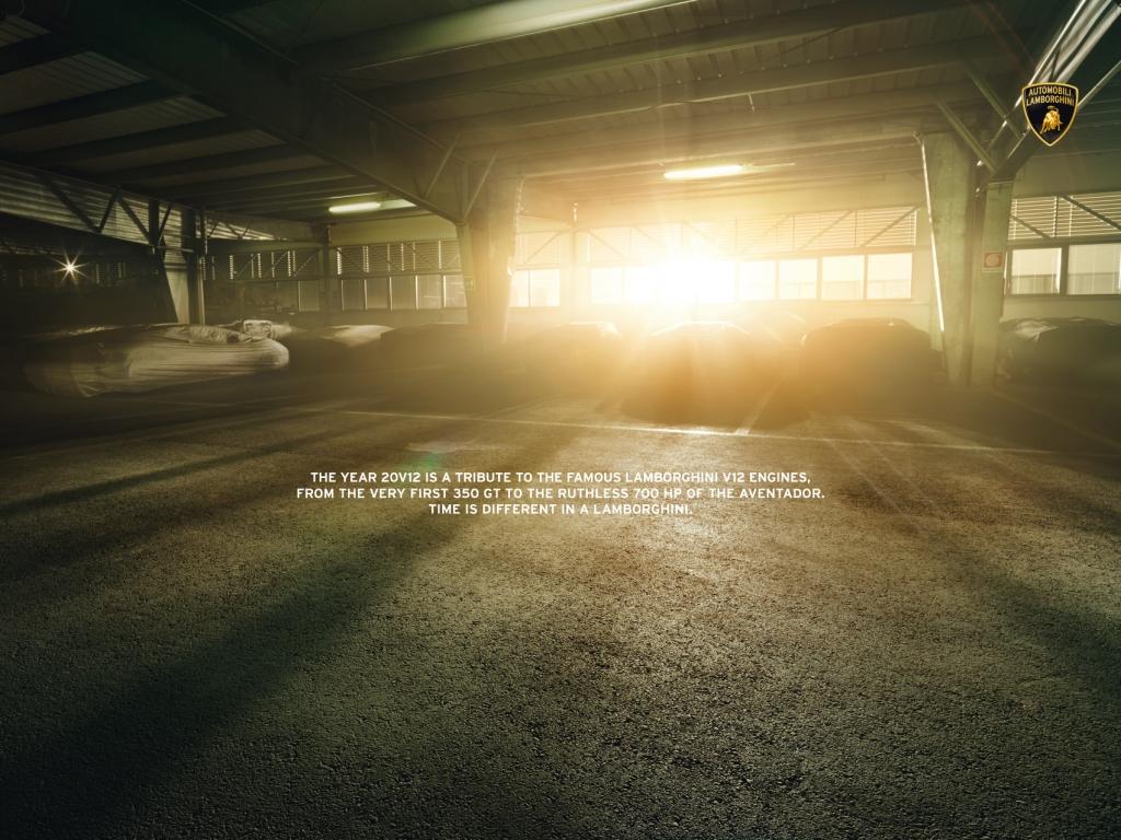 auto.de-Weihnachtsgewinnspiel: Lamborghini Kalender 2012
