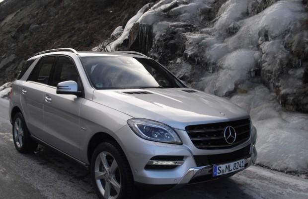 ''Ohne wertvolle Zeit zu vergeuden'': Mercedes im auto.de-Allradgespräch