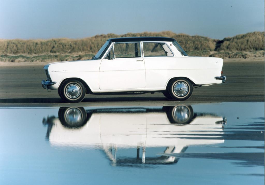 150 Jahre Opel: Opel Kadett A, 1963 - 1965.