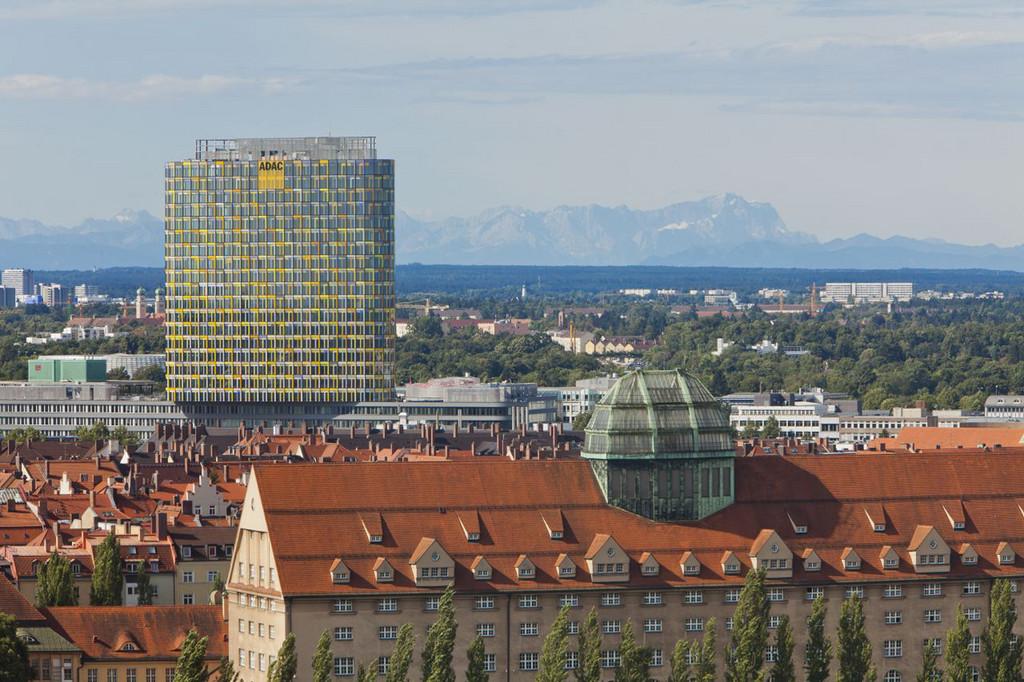 ADAC bezieht Neubau in München