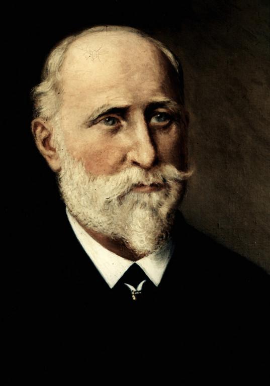 Adam Opel (1837-1895).