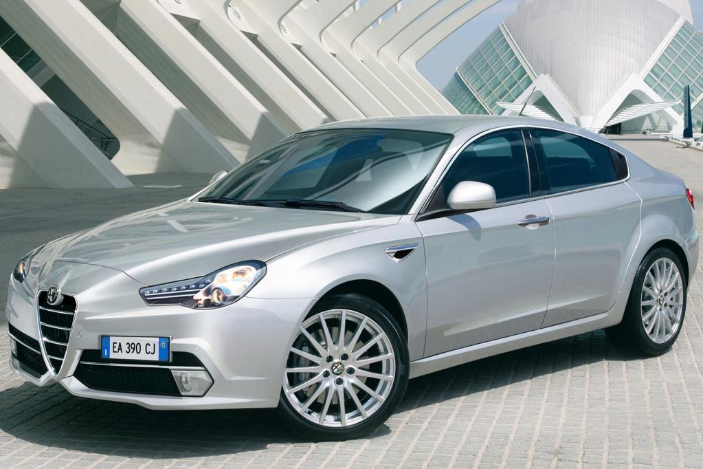 Alfa Romeo Giulia kommt 2014