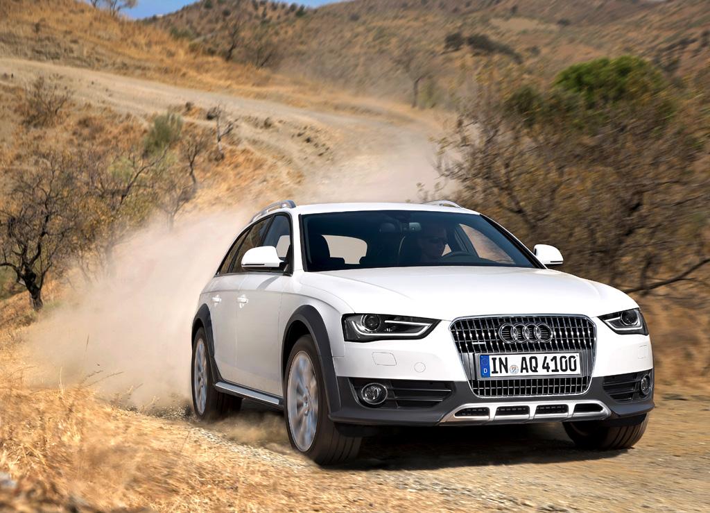 Audi A4, hier als Allroad Quattro.