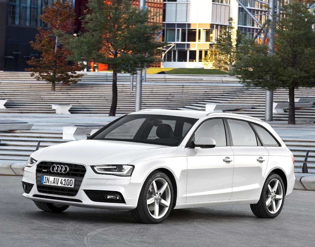 Audi A4, hier in der Version als Avant genannter Kombi.