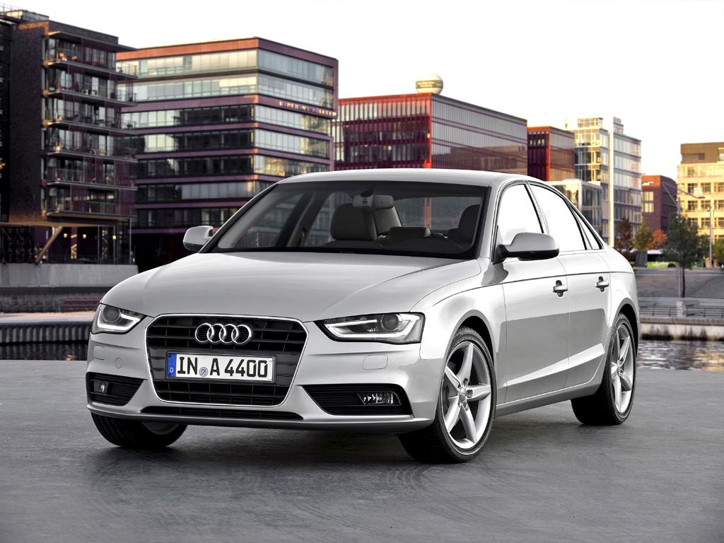 Audi A4, hier in der Version als Limousine.