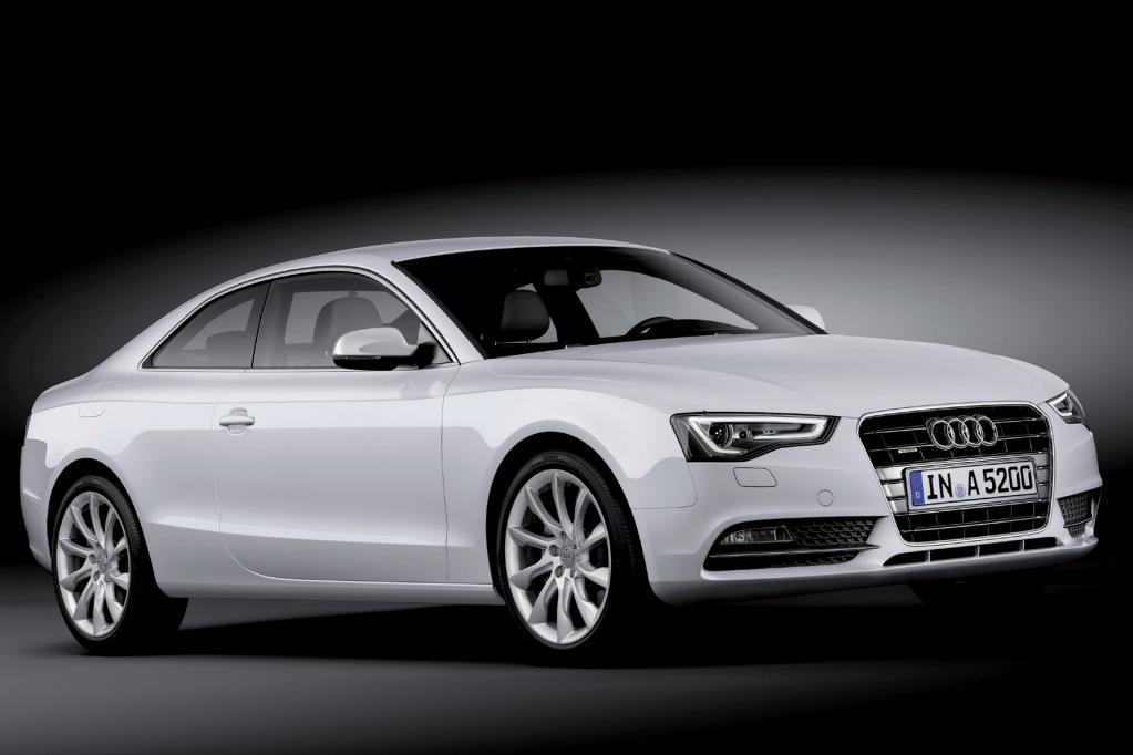 Audi A5 Coupe 3.0 TDI: Hochwertiges Coupé für die Familie