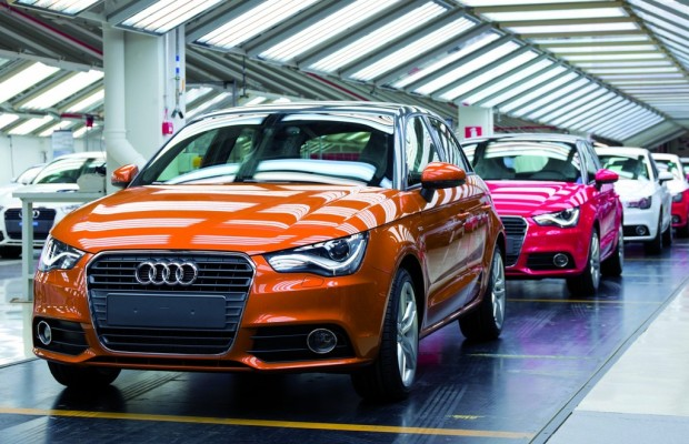 Audi-Absatz stieg im November um 28 Prozent