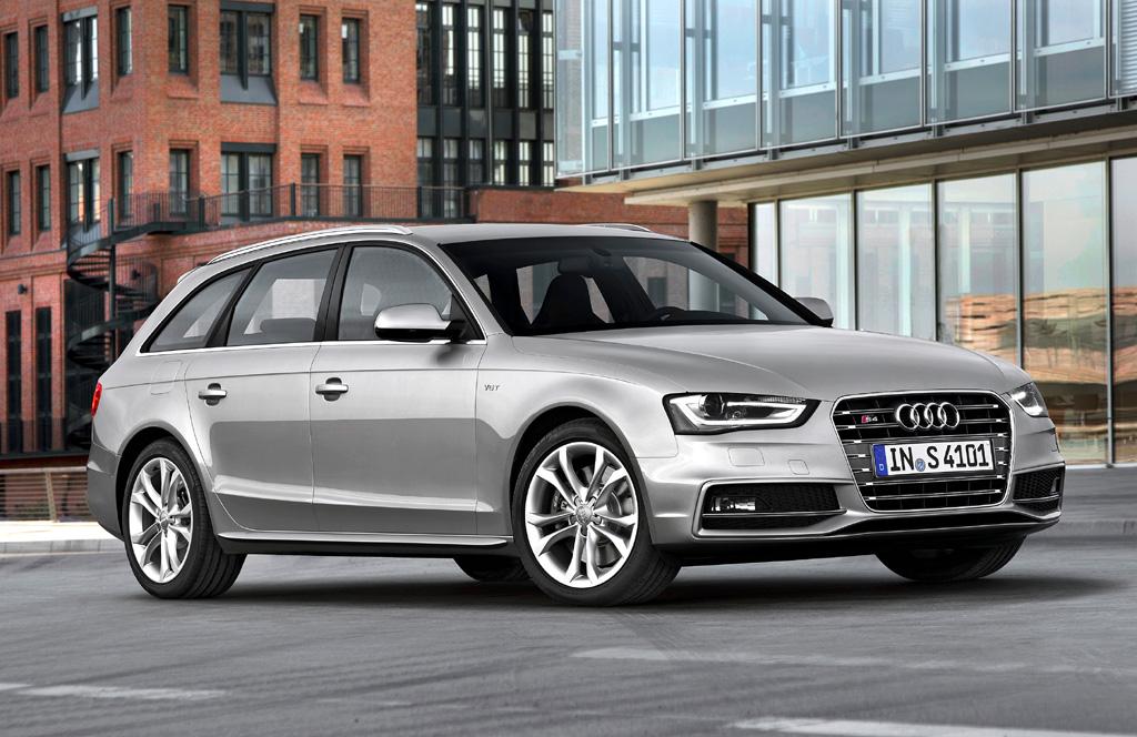 Audi S4, hier als Avant-Kombi.