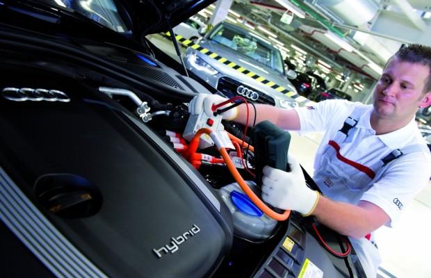 Audi baut Arbeitsplätze und Investitionsprogramm aus