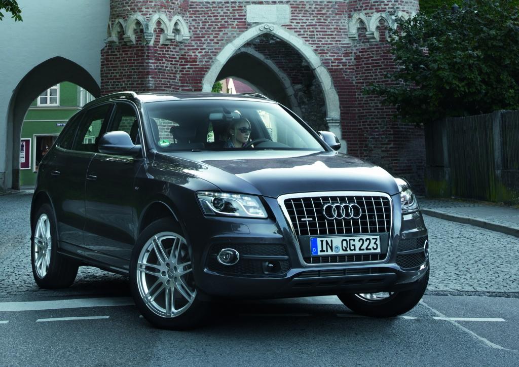 Audi baut den Q6 und plant einen Q4