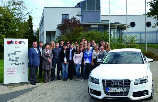 Audi investiert stärker in den Nachwuchs