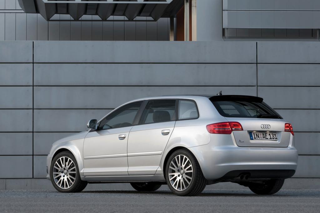 Audi setzte von Anfang an auch auf Sicherheit