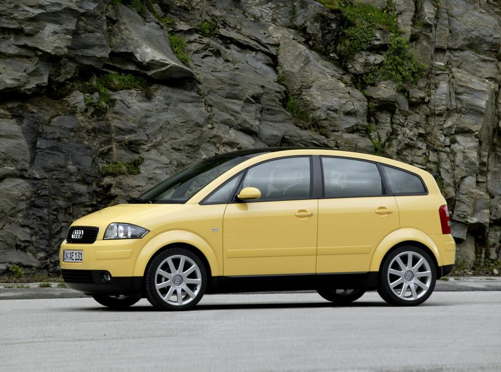 Audi warnt bei zwischen April 2002 und Juli 2005 produzierten A2 Modellen mit 1,6 FSI Motoren vor der Verwendung von E10.