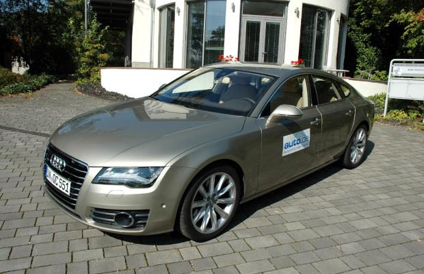 Auto im Alltag: Audi A7 Sportback