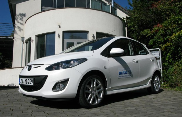 Auto im Alltag: Mazda2