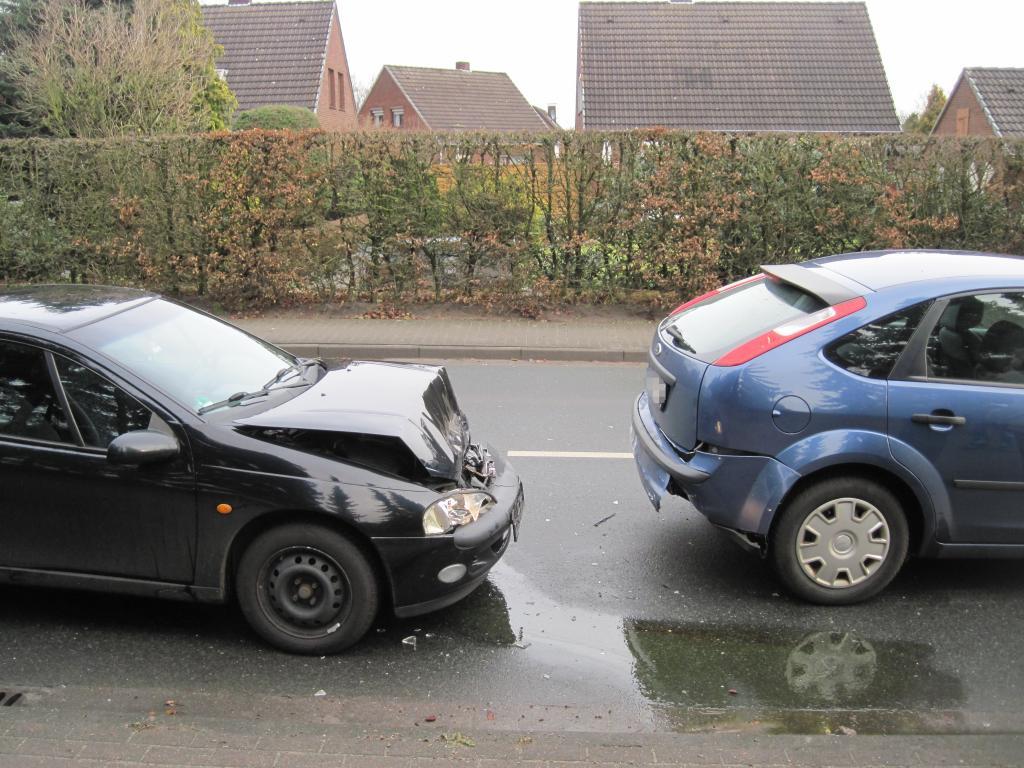 Autounfall : Auffahrer nicht immer schuldig