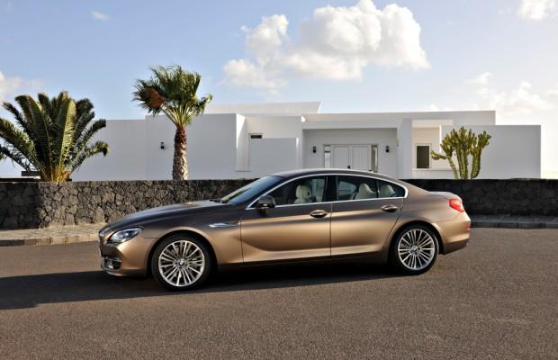 BMW Gran Coupe ab 79.500 Euro - Viertürer mit Chic-Zuschlag