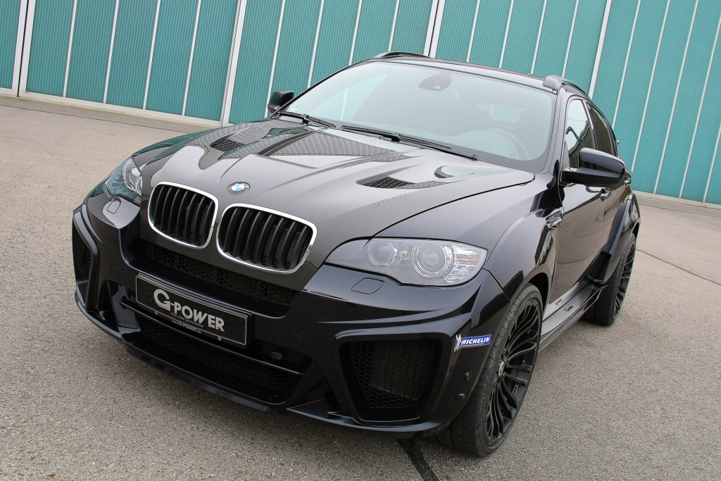 BMW X6 G-Power - Teures Bremsen