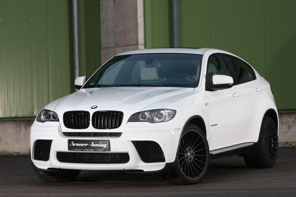 BMW X6 Senner Tuning - Dezentes Leistungsplus
